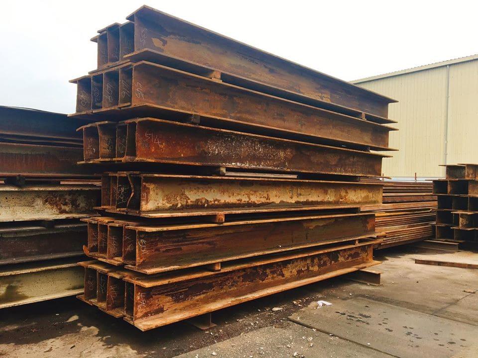 Used H Beam Steel